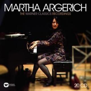 The Warner Classics Recordings - Argerich Martha [CD album]